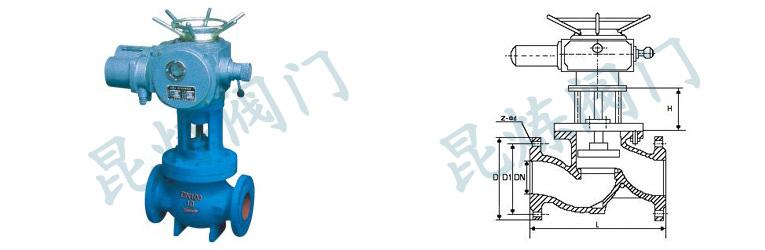 J941X电动排泥阀-沪字牌