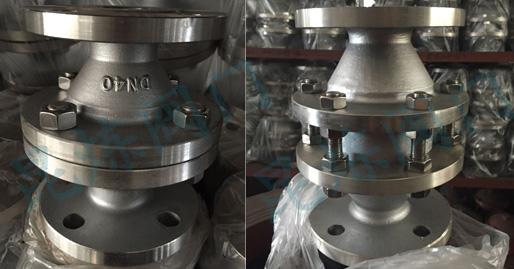 不锈钢管道阻火器产品图片